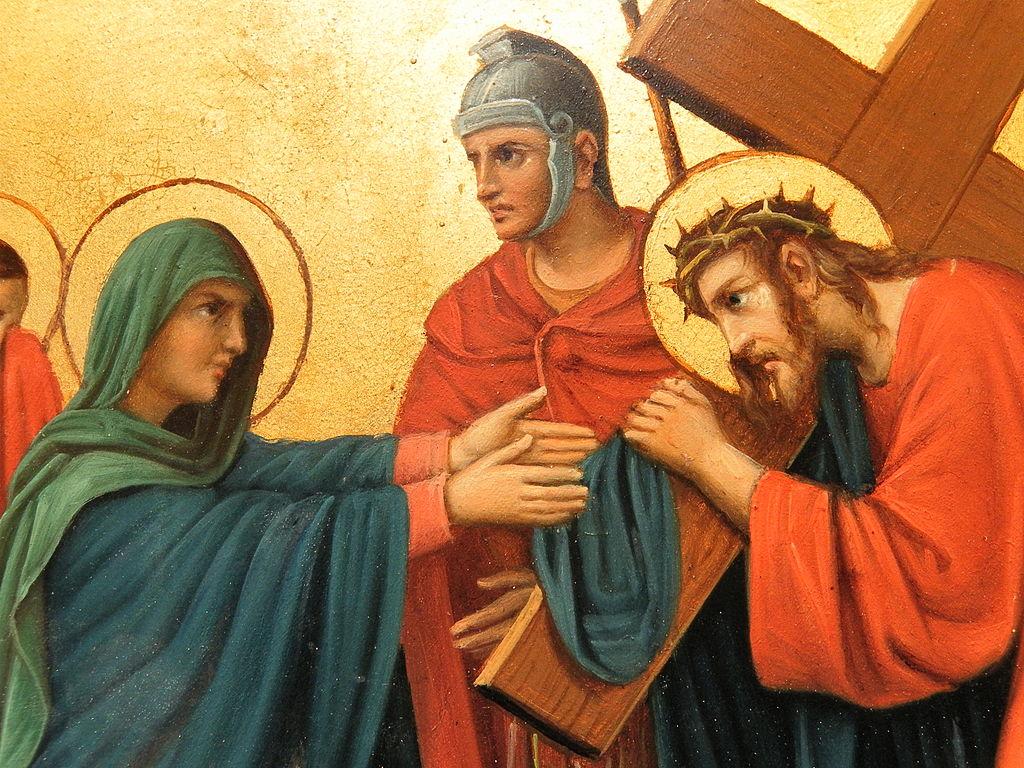 Today I'm on The Catholic Podcast . . .