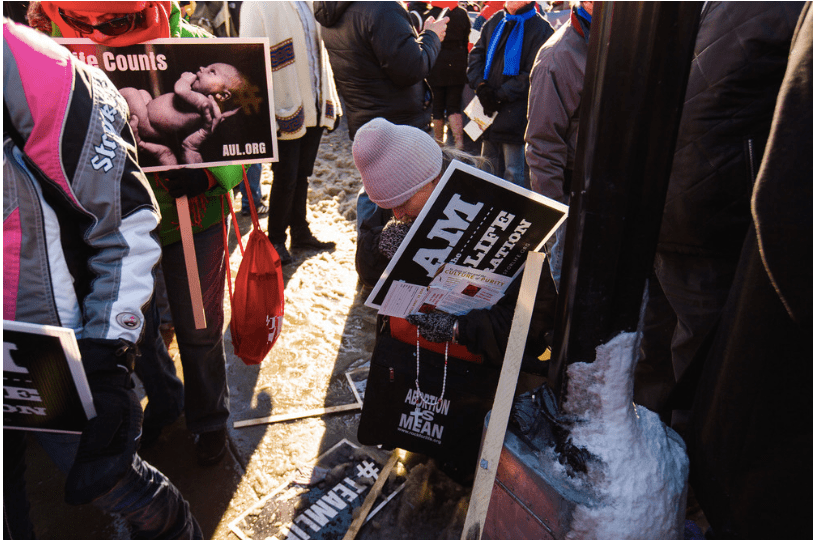 Graphic abortion images have their place, but they don't belong at the March for Life
