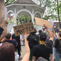 Our first BLM rally, and what Catholics can do