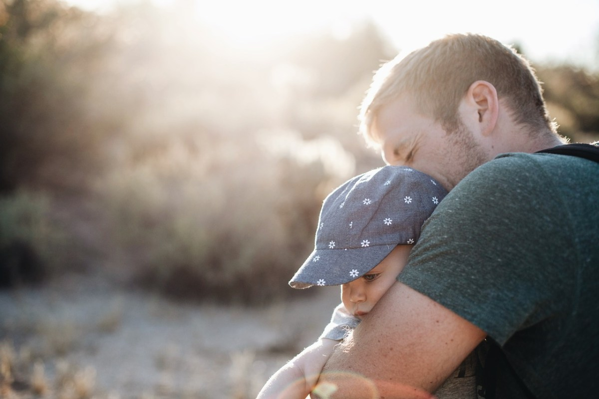 Humility in parenting can help heal the past