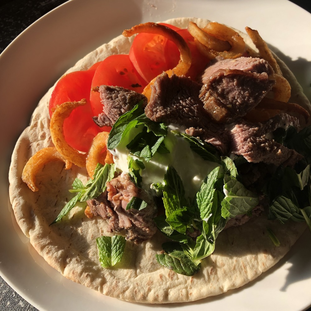 What's for supper? Vol. 249: I'm holding out for a gyro
