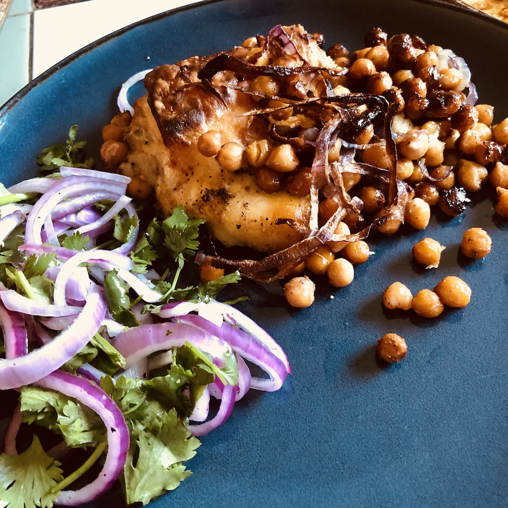 What's for supper? Vol. 252: The bright-eyed marinator