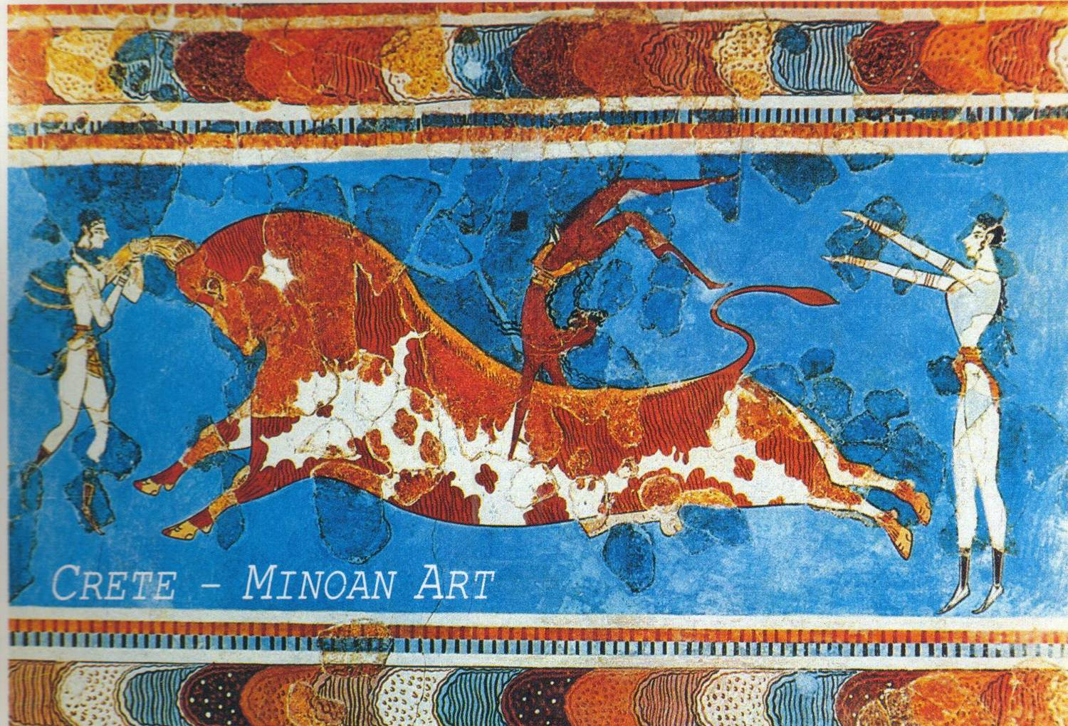 an analysis of the myths surrounding the minoan crete Modern scholarship characterizes this center as the minoan civilization, which   smaller ones, the largest of which (santorini) forms a crescent surrounding a  large caldera  santorini: volcano, natural history, mythology  [3] similarly,  driessen and macdonald 1997, 106-113, provide a useful summary of the  arguments.