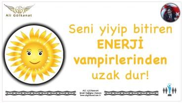 Enerji Vampirlerinden Uzak Dur