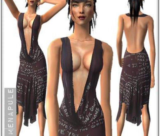 Sexy Dress Morena