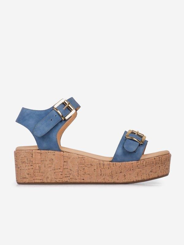 Daniella06, Todos los zapatos, Plataformas, AZU_L