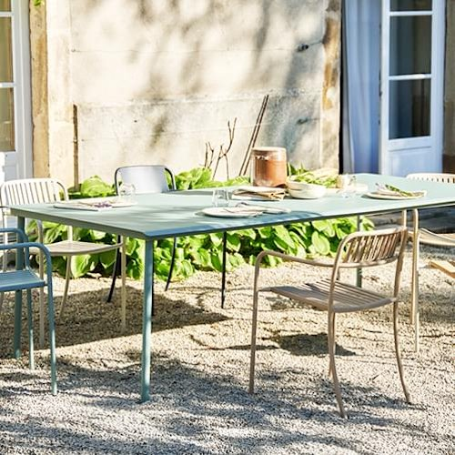 discover tolix patio collection