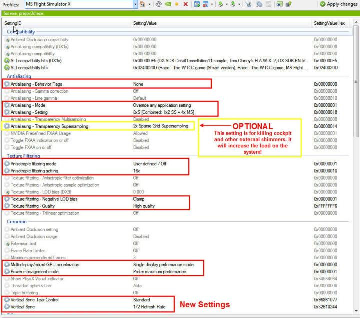 Fsx Nvidia Inspector Frame Rate Limiter | lajulak org