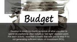 Budget - Simian Web Development