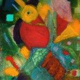 Bird Walking by Simi Berman