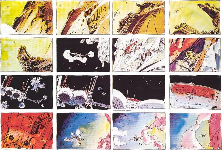 Dune-Storyboard
