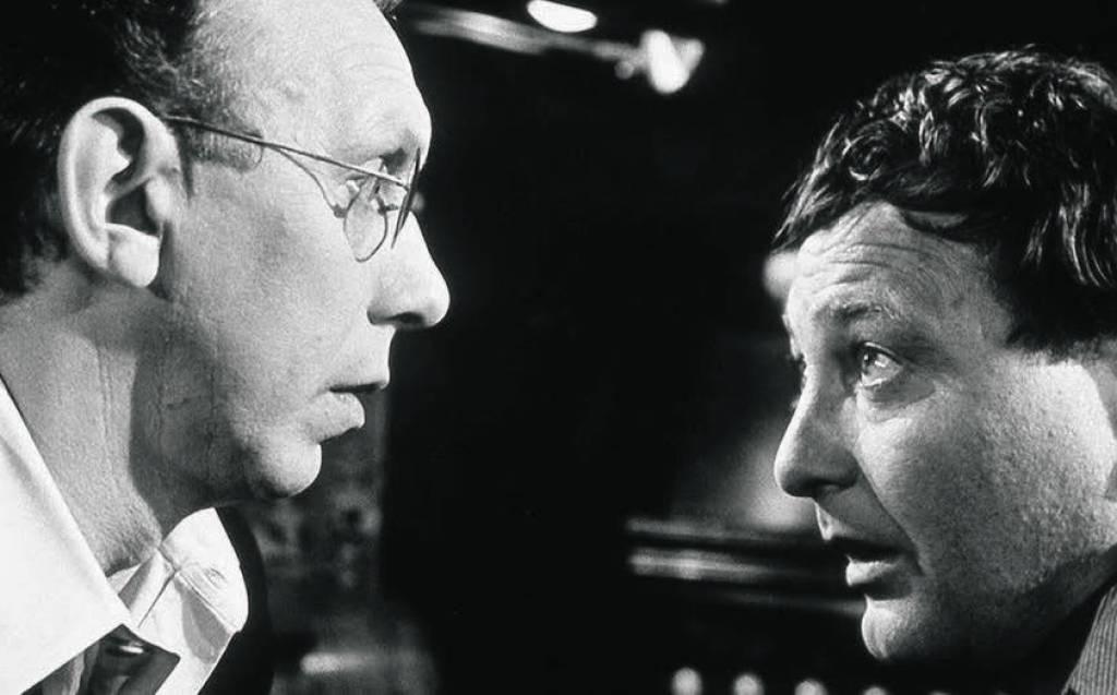 Wolfgang Müller und Wolfgang Neuss