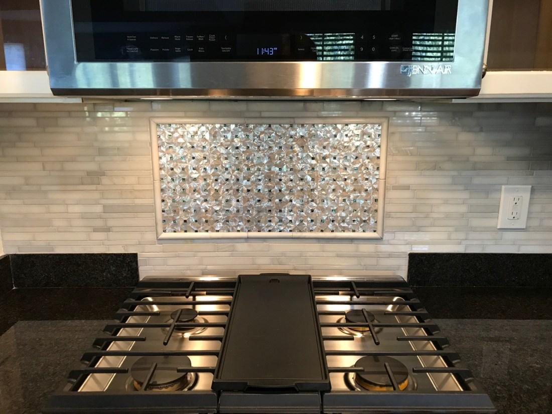 Siminetti Gemstone Decorative Panel