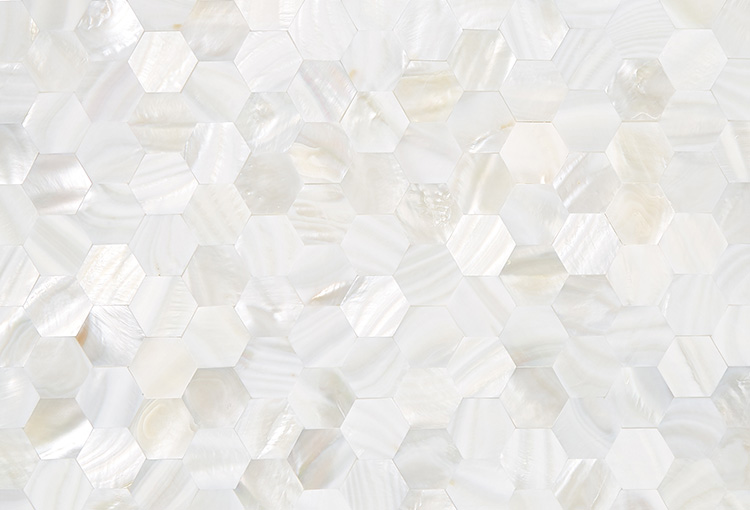 Bianco Hexagon