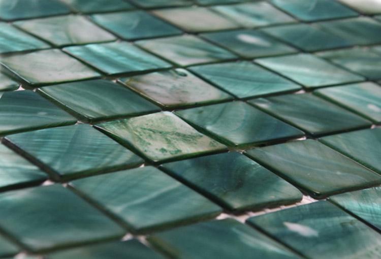 Jade Turquoise Mosaic Tiles
