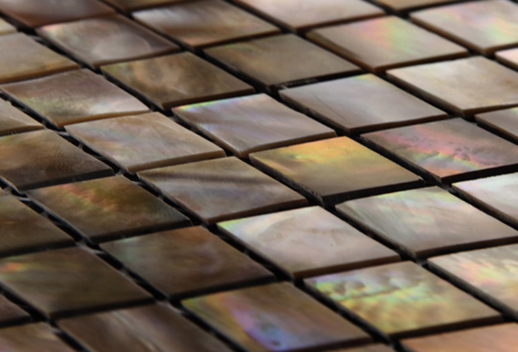 Tranquillity Brown Mosaic Tiles