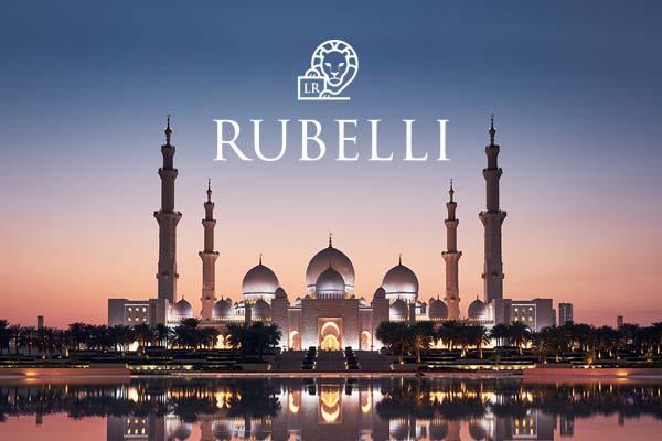 Rubelli; Siminetti Representatives in the middle east