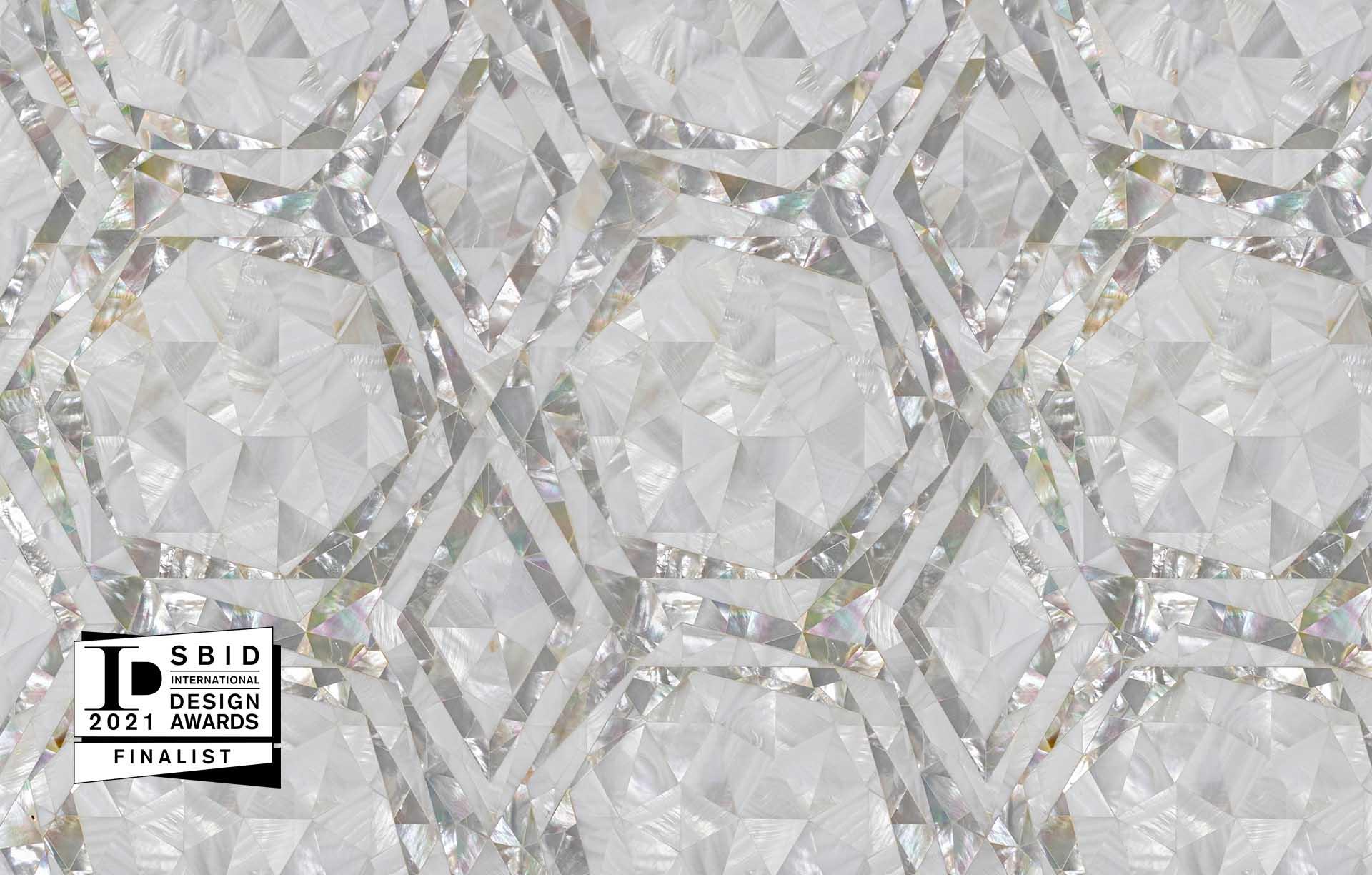 SBID Awards Finalists crystal