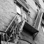{Trey USA San Antonio walk – climbing up}