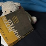 {day 184 project365 2016… reading interrupted}