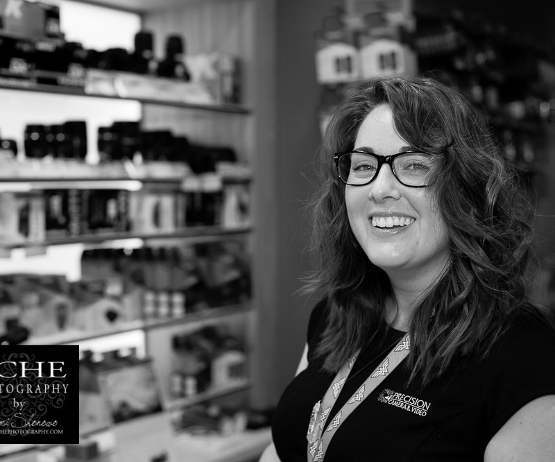 {day 294 project365 2016… sales lady}