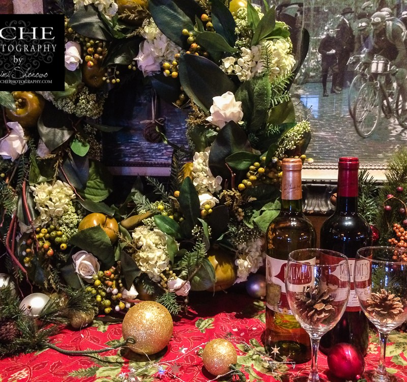 {day 350 mobile365 2016 mimi's Christmas decor}