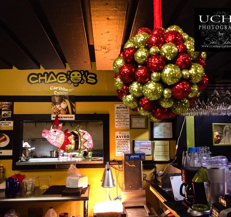 {day 356 mobile365 2016 chago's Christmas pig}