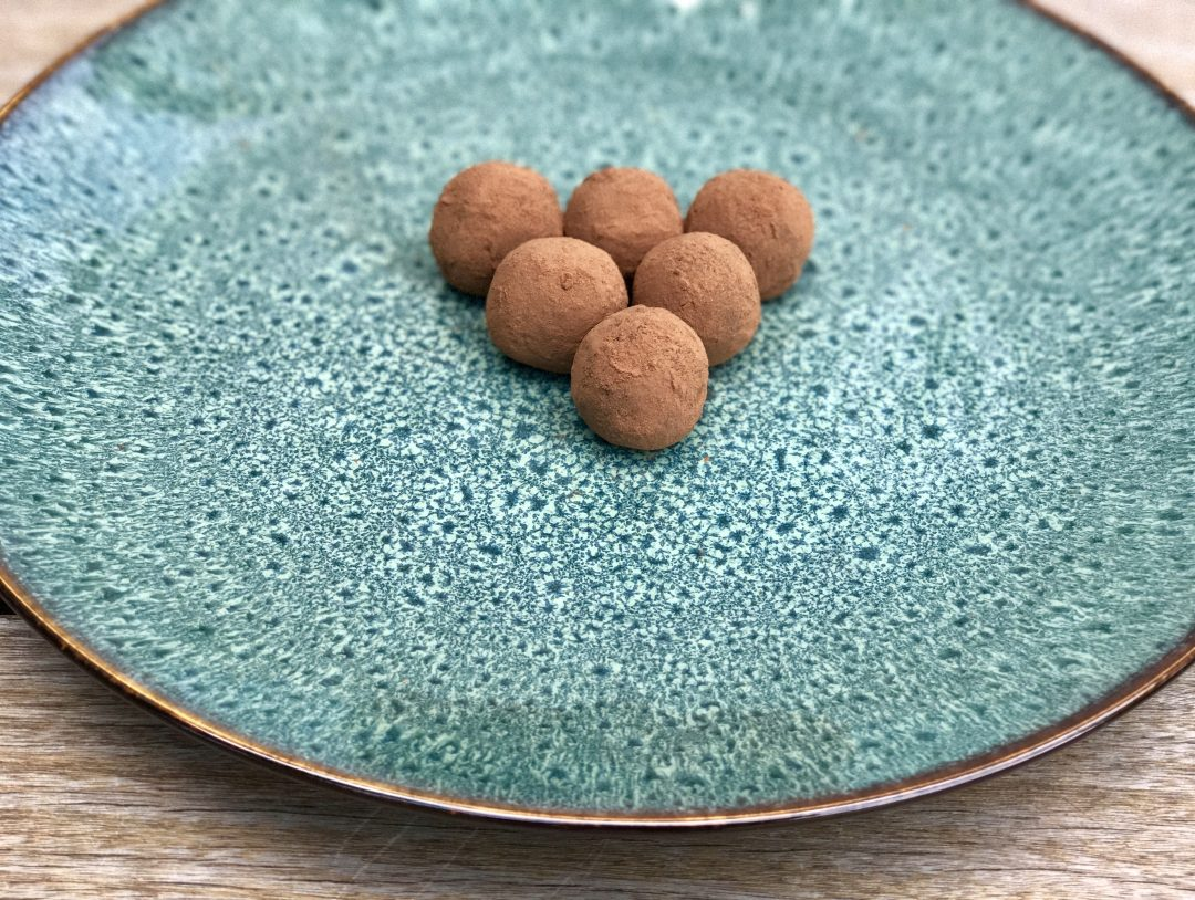 Classic Chocolate Truffle, A Confectionery Treat