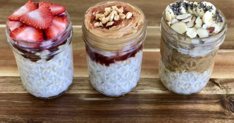 The New Breakfast of Champions: Overnight Oats