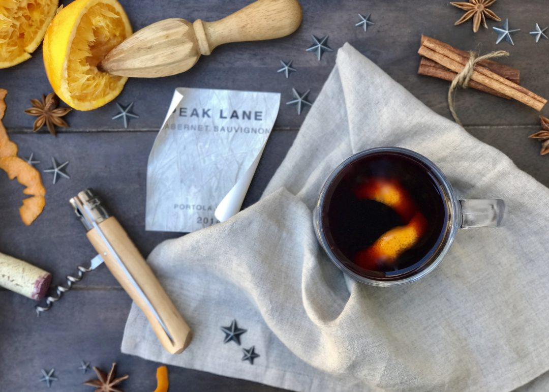 Mulled Wine With Cinnamon And Brandy Is Perfect For The Holidays