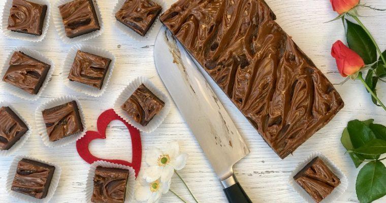 Easy Dulche De Leche Fudge That's Perfect For Valentine's Day