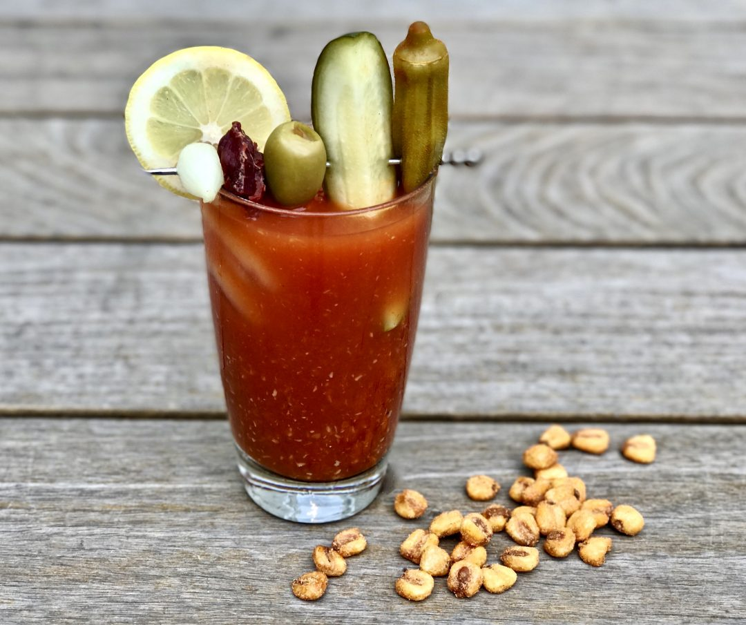 The Perfect Bloody Mary