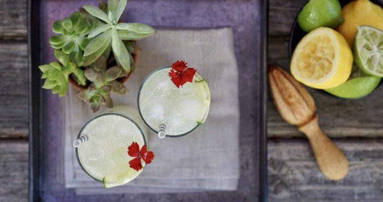 Cucumber Limeade Mocktail