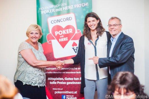 Pokern für den guten Zweck