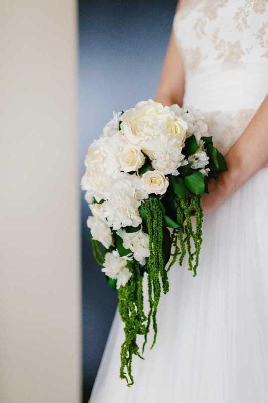 bouquet goccia bianco simmi