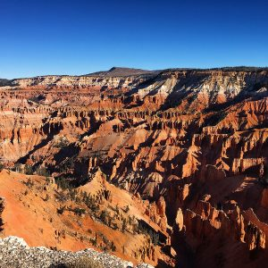 Cedar Breaks National Monument in southern Utah.
