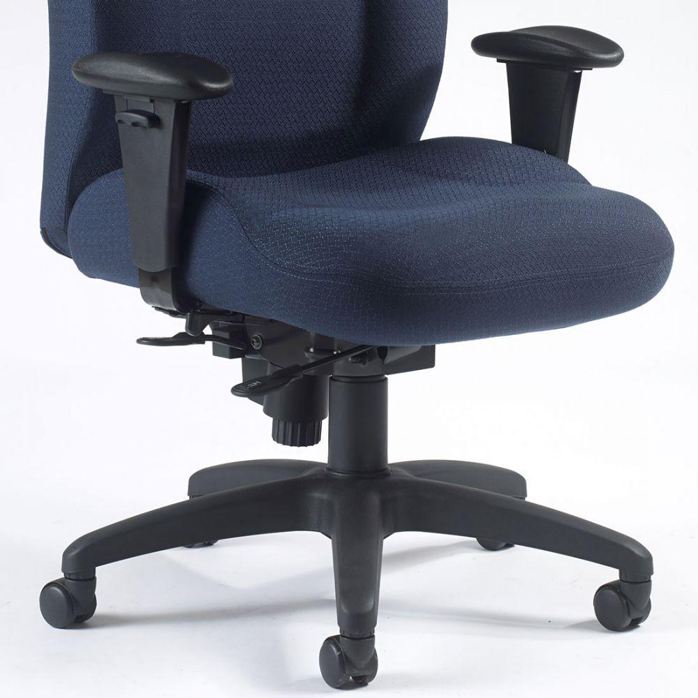 fauteuil de bureau pour obese