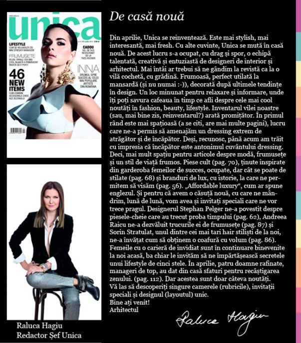 Newsletter_Editorial_Unica