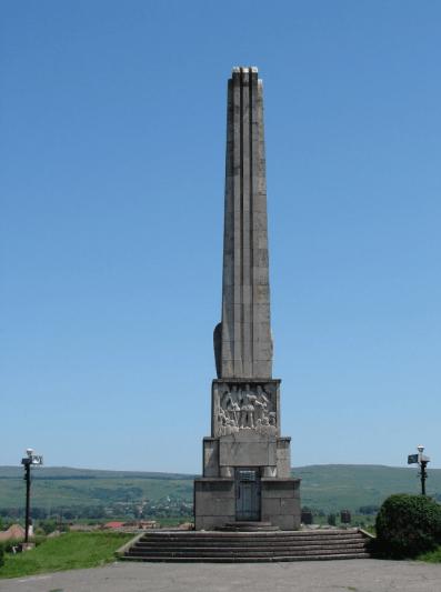 alba iulia obeliscul horea, closca si crisan