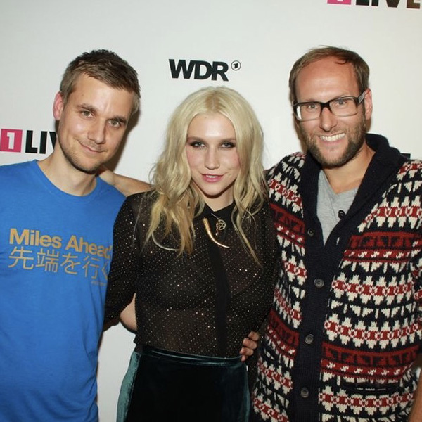 Kesha (mit Tobi Schlegl)