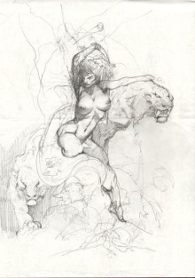 bisley_woman_tiger