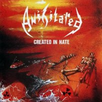anihilated - created in hate