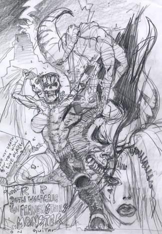 Danzig Sketch 2