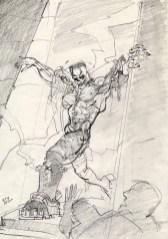 Danzig Sketch 9