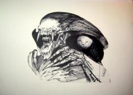 AlienSketch