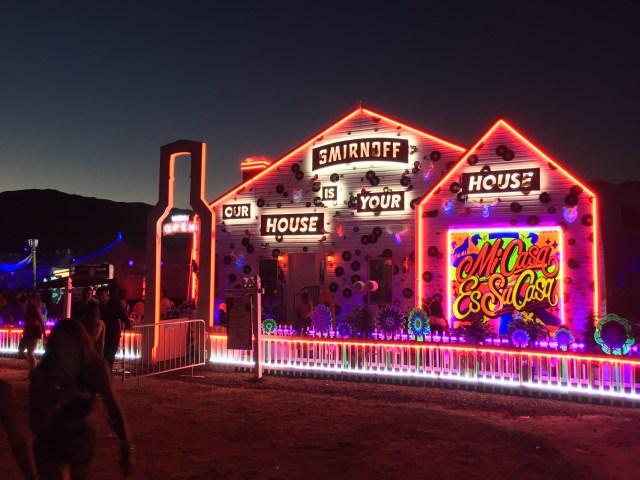 Smirnoff House Tour 2016