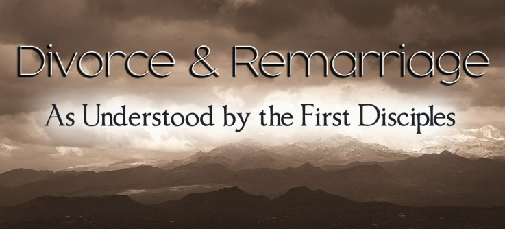 Divorce and Remarriage – Simon Desjardins Blog
