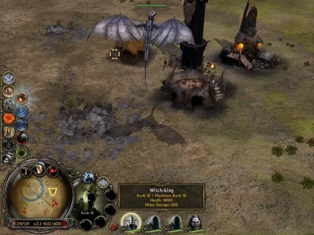 The Lord of the Rings: The Battle for Middle-Earth  (image extraite de YouTube).