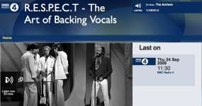 the art of backing vocals podcast