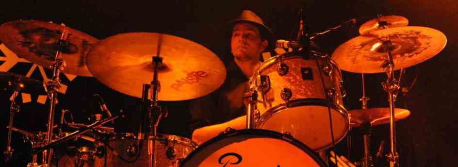 simon dring drummer about